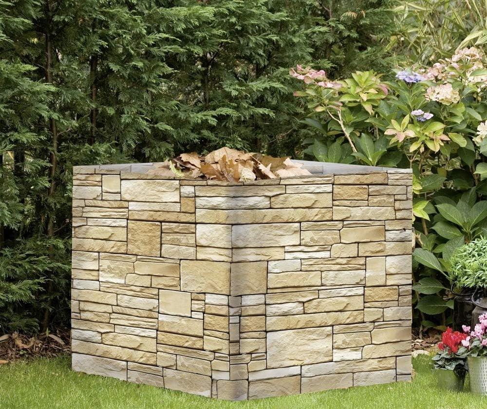 Kalk Sandstein Flavus 72 Natursteine Garten Natursteinmauer