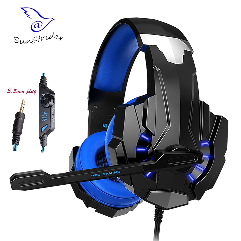KOTION EACH G9000 Gaming Headset para Playstation 4 PS4 ...