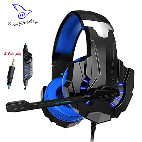 KOTION EACH G9000 Gaming Headset per PlayStation 4 PS4 Tablet PC iPhone  6 6s  b06a7daa2450