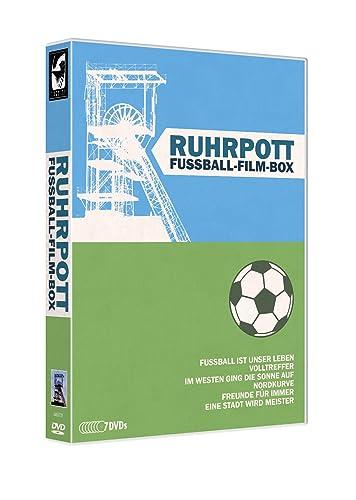 Amazon Com Die Ruhrpott Fussball Box Ralf Richter Uwe