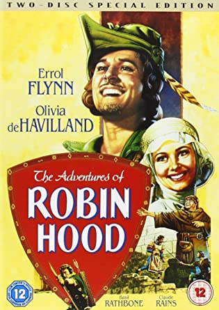 The Adventures of Robin Hood: The Warner Bros. Screenplay