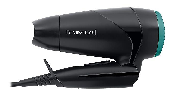 Secador de pelo de viaje compacto de Remington D1500, 2000 W: Amazon.es: Salud y cuidado personal