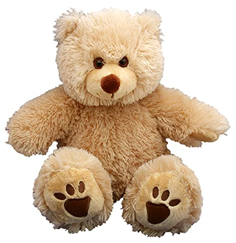 Cute bear with hard dong