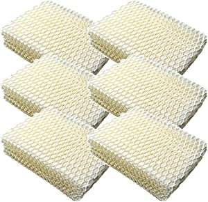 HIFROM Humidifier Wick Filters Replacement for ReliOn RCM-832 RCM-832N DH-832 DH-830 Duracraft Robitussin DH830 DH832 HC832 Humidifier,Replace WF813 AC-813 ACR-832