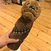 Star Wars Chewbacca Bottle Cruncher Dog Chew Toy: Amazon.co