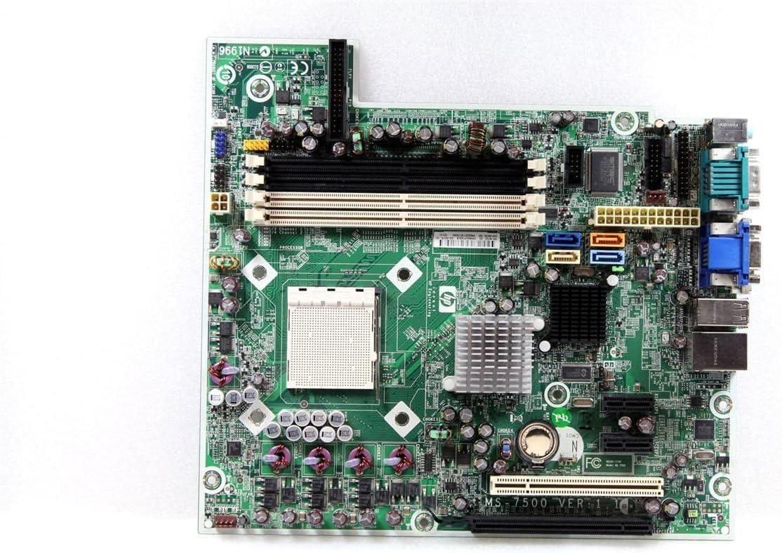 HP Compaq DC5850 DC5800 SFF PCI-E DDR2 AM2 Motherboard 450725-003