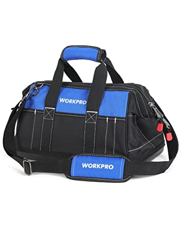 15dec94fd290 ... Tools 5416TFR · WORKPRO 16-inch Wide Mouth Tool Bag with Water Proof  Molded Base