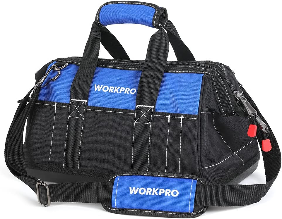 Workpro Wide Mouth Tool Bag