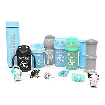 Amazon.com: Twistshake - Juego de botellas pequeñas para ...