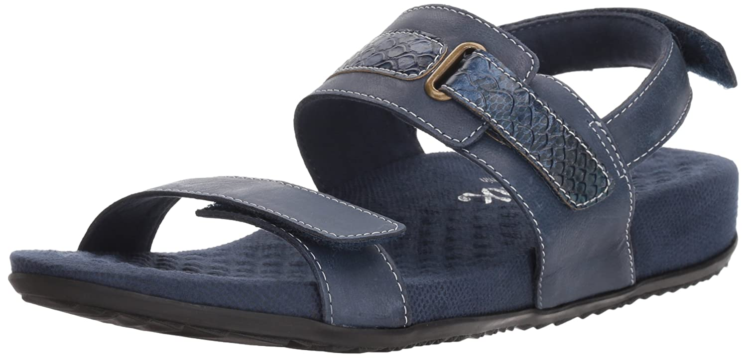 店舗良い [Softwalk] Womens Leather Bimmer Leather [Softwalk] Open US Toe Casual Slingback Sandals [並行輸入品] B073497XQR 7.0 2W US|ネイビー ネイビー 7.0 2W US, ONE'S FORTE GP:33fb8aba --- teste.bsicapital.com.br