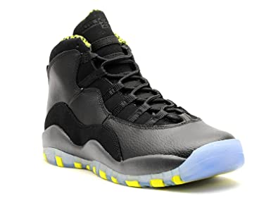 on sale 1026c f5685 Amazon.com   Nike air Jordan 10 Retro GS hi top Basketball Trainers 310806  Sneakers Shoes   Shoes