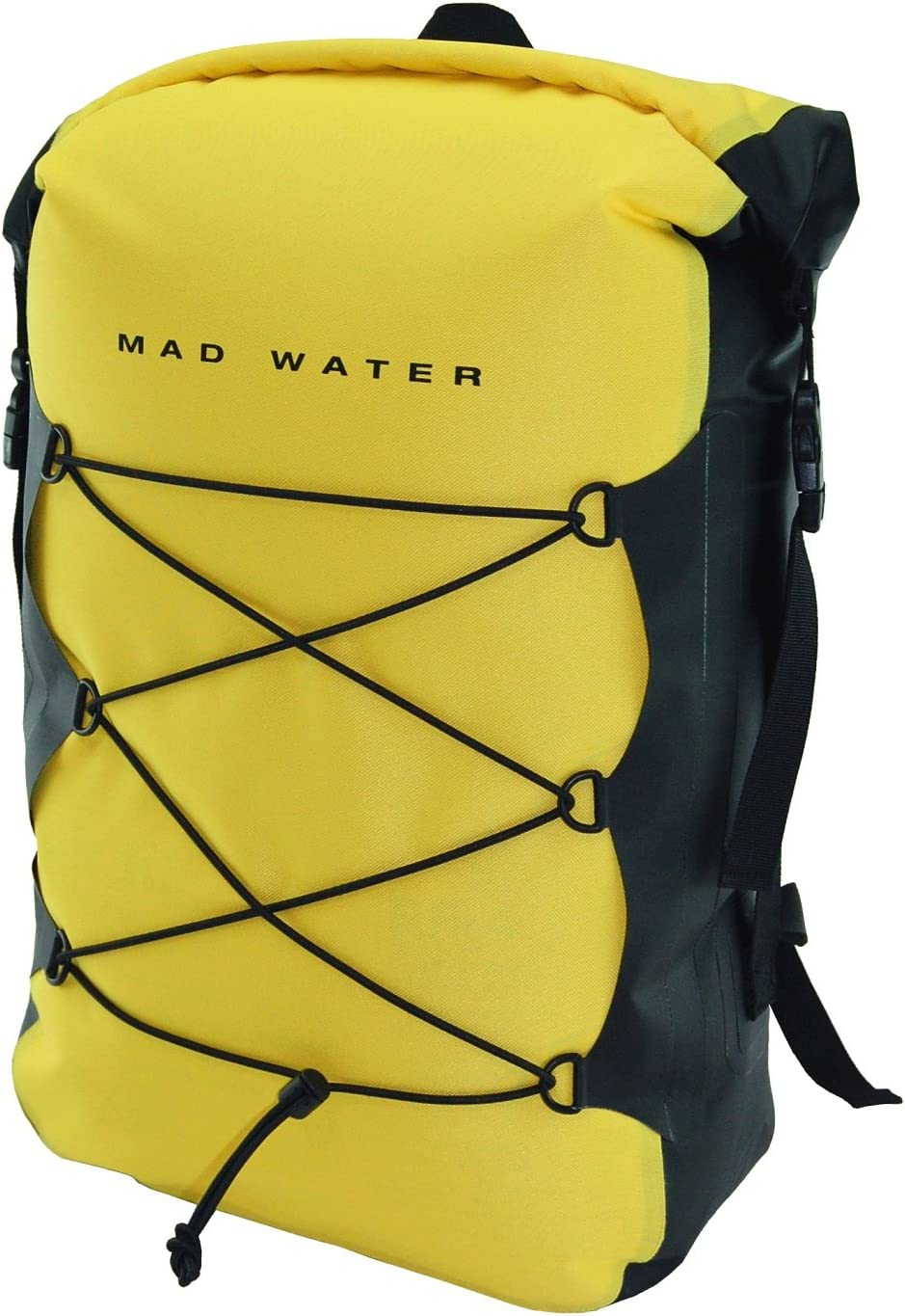 Mad Water Waterproof Classic Roll-Top Backpack