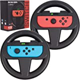 Orzly Nintendo Switch Steering Wheel, Twin...