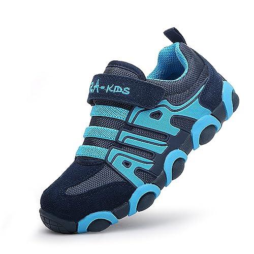 SITAILE Zapatillas Deportivas para Niños Antideslizante Calzado de Running Correr para Exterior Interior: Amazon.es: Zapatos y complementos