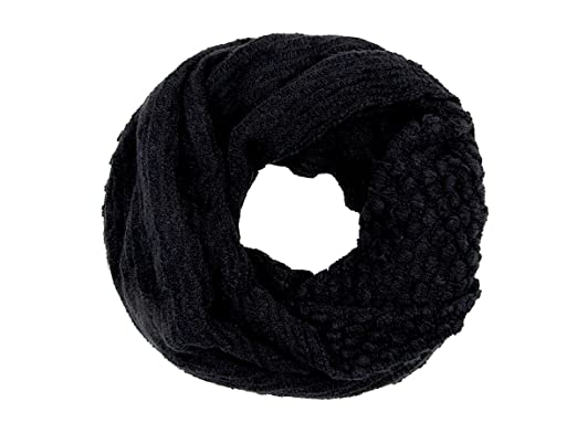 cec44023551f Echarpe – Tube en boucle VIPER Foulard Snood écharpe autour du cou tricoté  hiver, écharpe