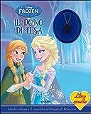 Il dono di Elsa. Frozen. Libro gioiello. Ediz. a colori. Con gadget