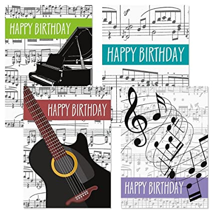 Amazon Music Birthday Greeting Cards