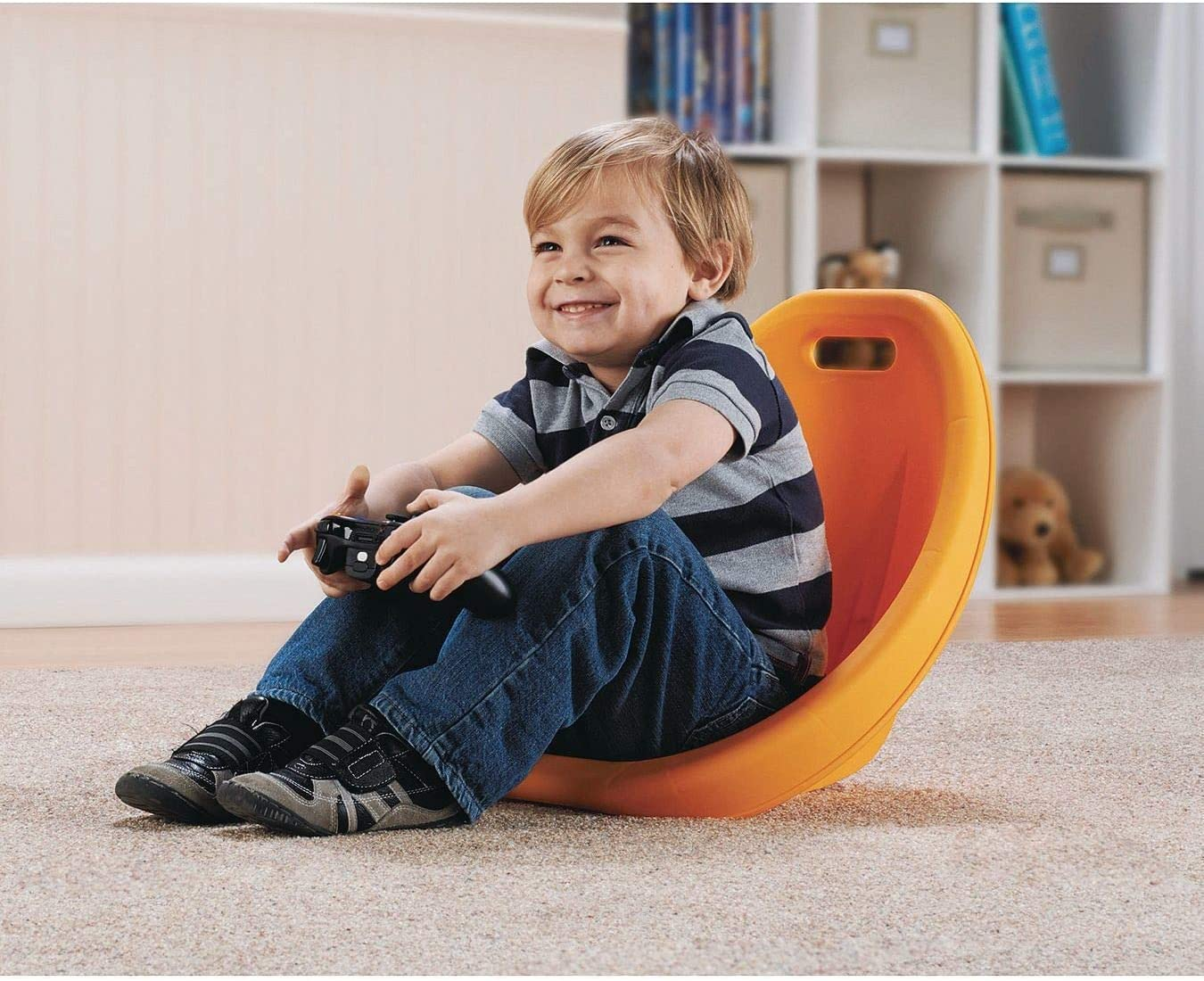 Pack of 6 American Plastic Toys Scoop Rocker Seats