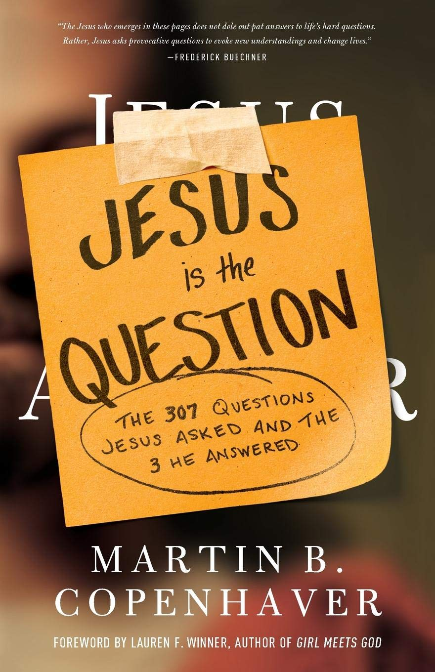 Read Online Jesus Is the Question: The 307 Questions Jesus Asked and the 3 He Answered ebook