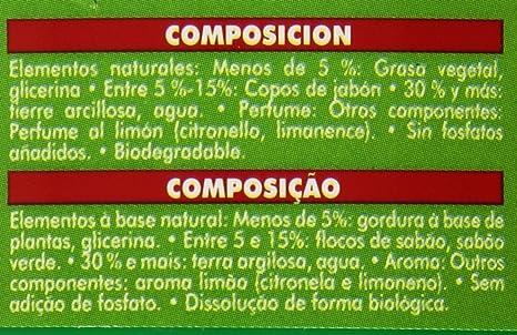 Passat Pierre Verte - Producto para limpieza, 200 g: Amazon.es: Alimentación y bebidas