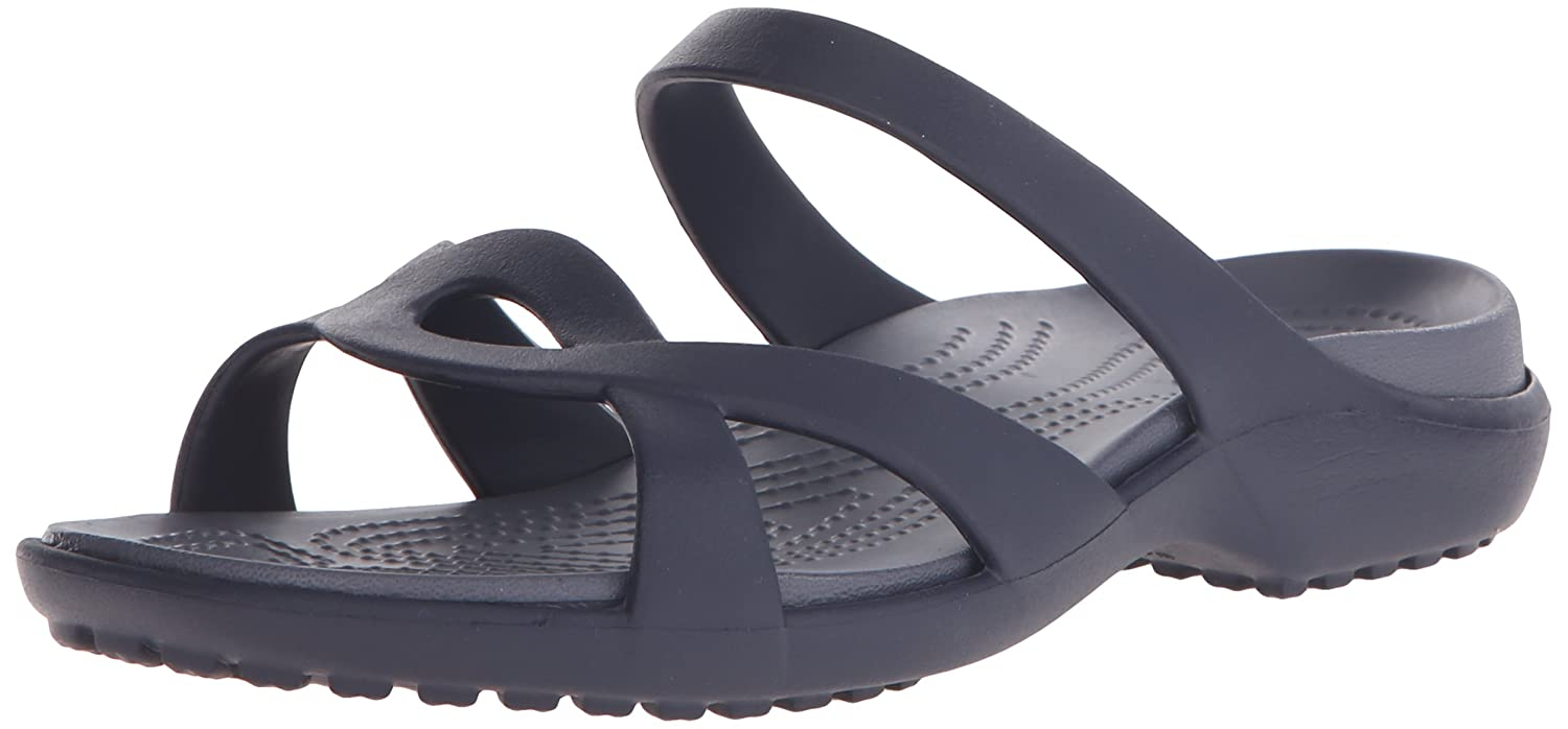 9f8f1003126 Crocs Women s Meleen Twist Sandals  Amazon.co.uk  Shoes   Bags