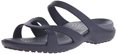 Meleen PantoffelnBlaunavystorm33 Crocs Twist Eu Damen 34 OknwP80