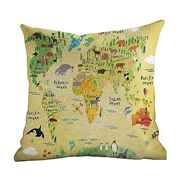 Amazon.com: Fundas de almohada personalizadas para niños ...