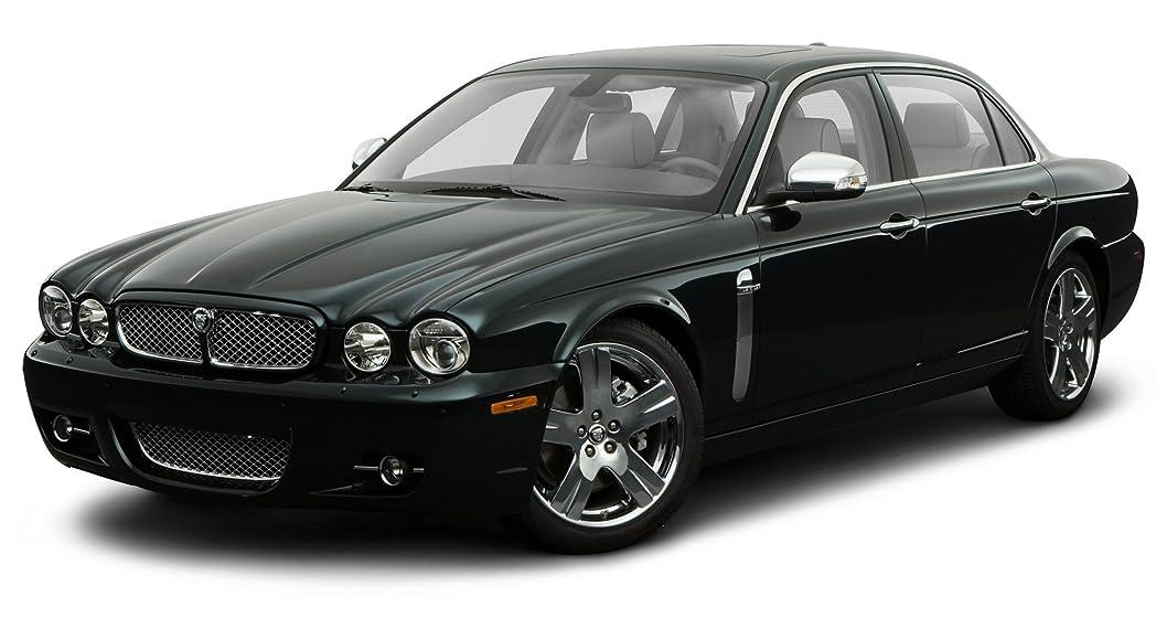 Amazoncom 2008 Jaguar XJ8 Reviews Images and Specs Vehicles