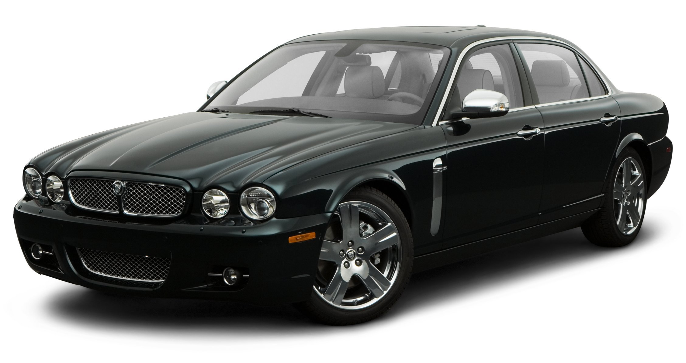 2008 Jaguar XJR, 4-Door Sedan ...