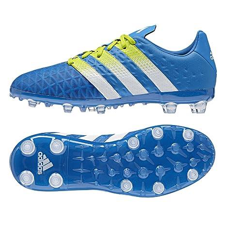 874fca930 Amazon.com  Adidas Soccer Cleats Size 1.5 - Ace 16.1 FG AG Junior ...