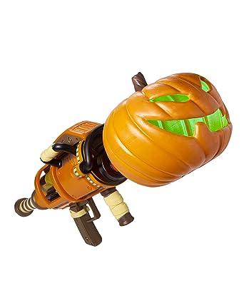 spirit halloween fortnite light up pumpkin launcher with sound