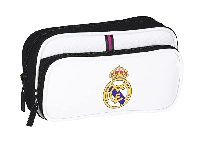 Amazon.com: Real Madrid F.C.. Real Madrid Estuche de doble ...
