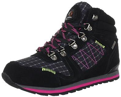 Roshi Lady 21549-000, Damen Sportschuhe - Walking, Schwarz (schwarz 00200), EU 37 Killtec