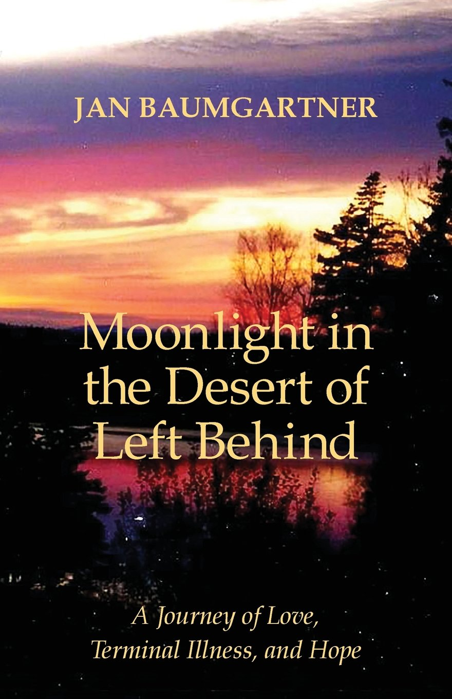 Download Moonlight in the Desert of Left Behind: A Journey of Love, Terminal Illness, and Hope pdf epub