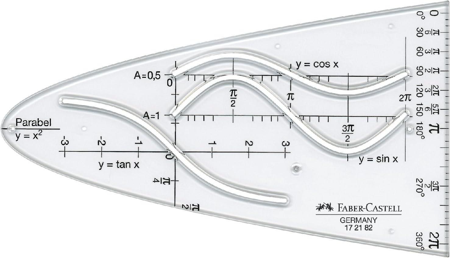 da scrivania modello 172182 dima per parabole Faber-Castell