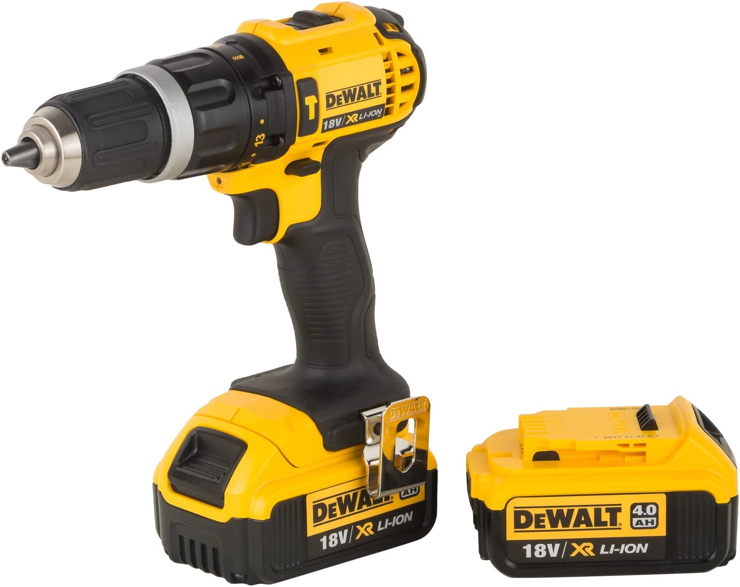 DeWalt DCD785M2-QW Perceuse-visseuse à percussion 18 V