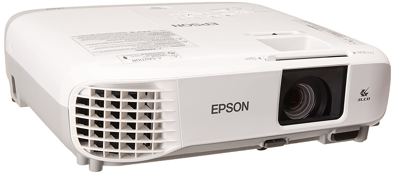 Epson PowerLite S39 Video - Proyector (3300 lúmenes ANSI, 3LCD ...