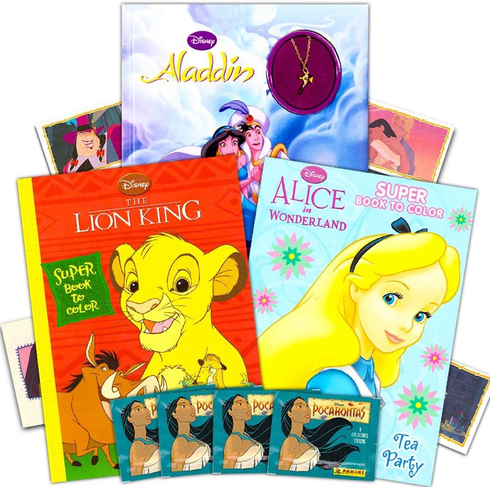 - Amazon.com: Disney Classic Coloring Book Super Set -- 3 Disney