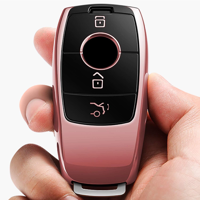 Covell Für Mercedes Benz Autoschlüssel Hülle Prämie Elektronik