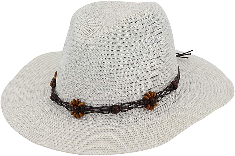 DOSOMI Winter Fedora Hats Men Women Wool Felt Jazz Hat Vintage Panama Cap