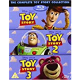 The Complete Toy Story Collection (Toy...