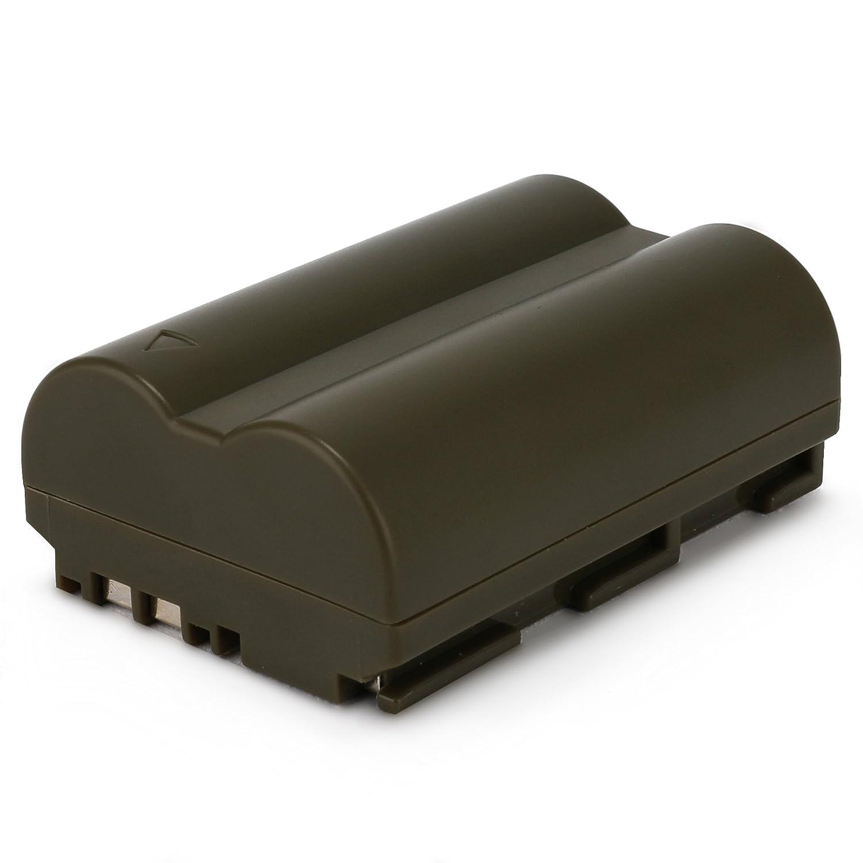 CELLONIC® Batería Compatible con Canon EOS 5D EOS 50D EOS 40D EOS 30D 300D EOS 20D EOS 10D PowerShot G3 G5 G1 MV730i MV700 MV630i MV600 ZR60 ZR80 ZR85, 1600mAh BP-511-512 -514 BP-508 Pila Repuesto