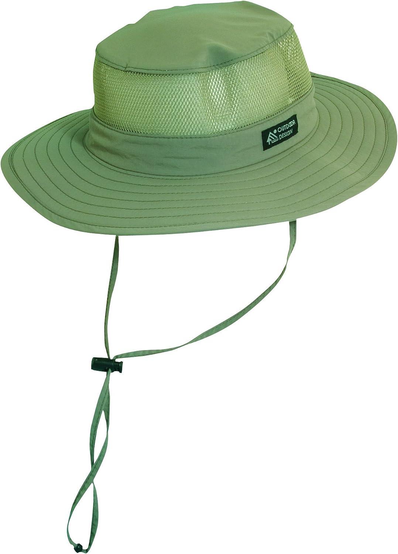 Dorfman Pacific Men/'s Boonie Mesh sides Hat Small