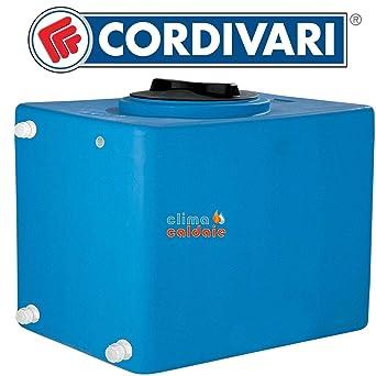 Serbatoio Cisterna Cordivari Cubo 300 Litri Polietilene Per Raccolta