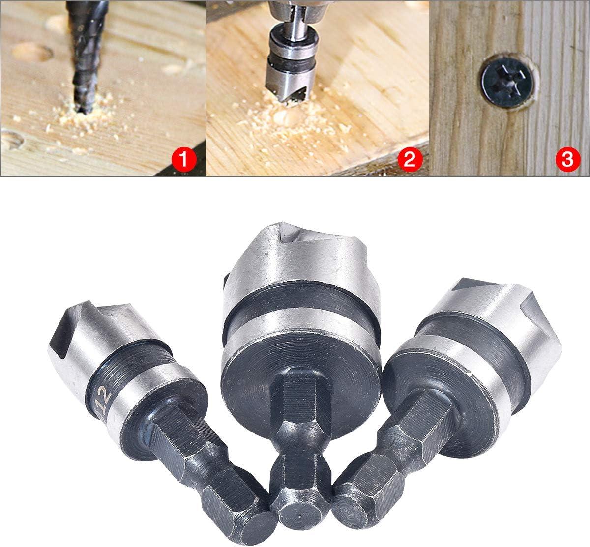 Size : 3.2mm Drill Bits Twist Drill Bits 1mm-8.5mm HSS Twist Drill Bit Auger Bit straight Shank for Electrical Drill Drill Tool LLLNHQ
