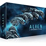 "Alien - Integrale ""collector"" : Alien Le 8ème Passager + Aliens Le Retour + Alien 3  + Alien, La Résurrection + Prometheus + Alien : Covenant [Blu-ray]"