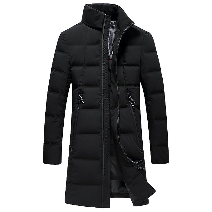75de8678ba SUNNY SHOP Packable Down Jacket Men at Amazon Men's Clothing store: