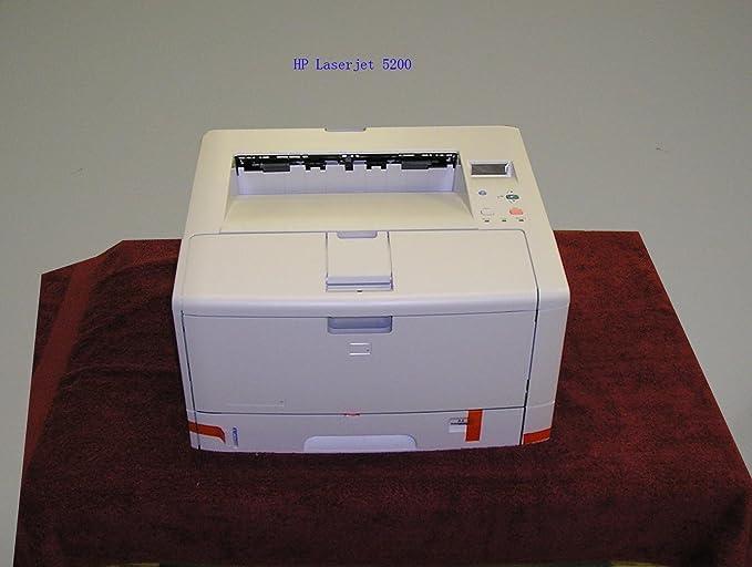 HP LaserJet 5200 - Impresora láser (35 ppm), blanco: Amazon.es: Informática