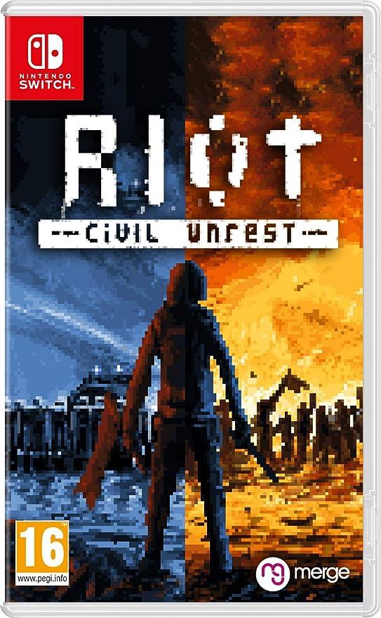 Riot: Civil Unrest - Nintendo Switch [Importación inglesa]: Amazon.es: Videojuegos