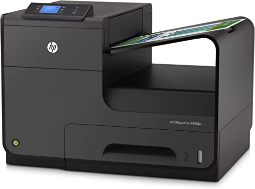 HP Officejet Pro X451dw - Impresora de tinta - B/N 36 PPM, color ...